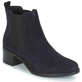 Topánky Ženy Čižmičky André CRUMBLE Námornícka modrá