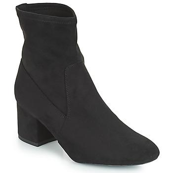 Topánky Ženy Čižmičky André FAROUCHE Čierna