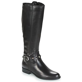Topánky Ženy Čižmy do mesta André TESS Čierna