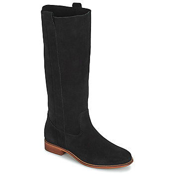 Topánky Ženy Čižmy do mesta André THEE Čierna