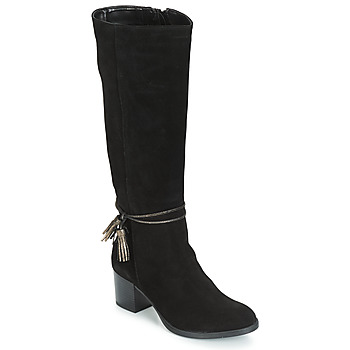 Topánky Ženy Čižmy do mesta André TEENAGER Čierna