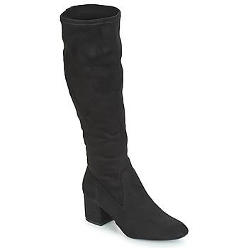 Topánky Ženy Čižmy do mesta André FARFELUE Čierna