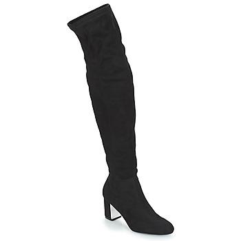 Topánky Ženy Vysoké čižmy André FANN Čierna