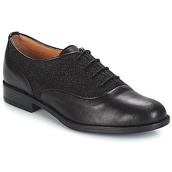 Topánky Ženy Derbie André CHARLY Čierna