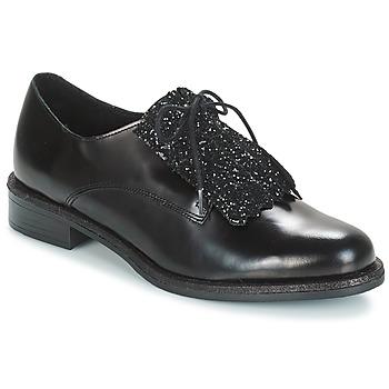 Topánky Ženy Derbie André FATOU Čierna