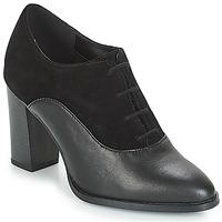 Topánky Ženy Derbie André FEI Čierna