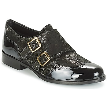 Topánky Ženy Derbie André AMELIE Čierna