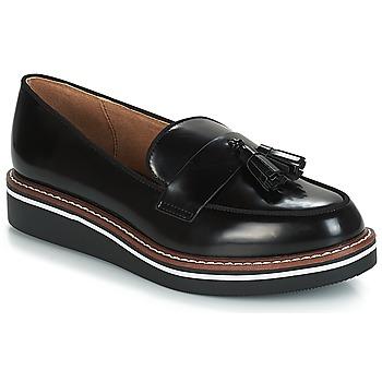 Topánky Ženy Mokasíny André TAXI Čierna