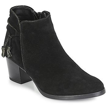 Topánky Ženy Čižmičky André MISTINGUETTE Čierna
