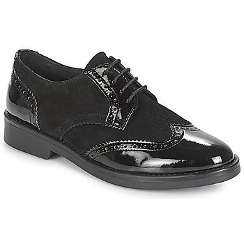 Topánky Ženy Derbie André CASPER Čierna