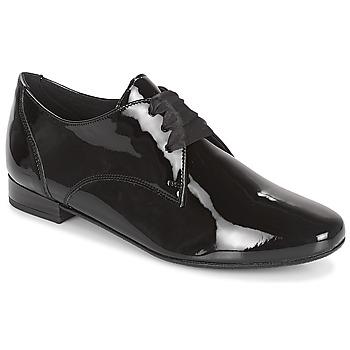 Topánky Ženy Derbie André GOURMANDISE Čierna
