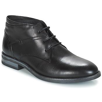 Topánky Muži Polokozačky André PRATO Čierna