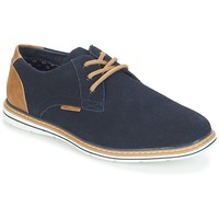 Topánky Muži Derbie André MARIO Námornícka modrá