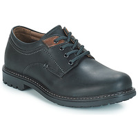 Topánky Muži Derbie André BOULON Čierna