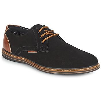 Topánky Muži Derbie André MARIO Čierna