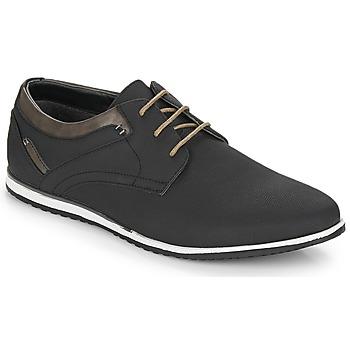 Topánky Muži Derbie André BIRD Čierna