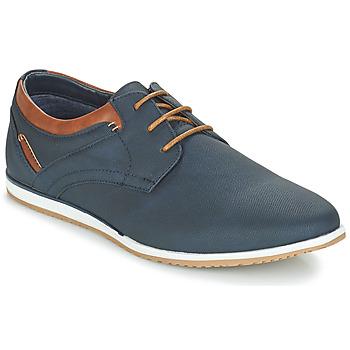 Topánky Muži Derbie André BIRD Modrá
