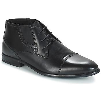 Topánky Muži Polokozačky André MARCO Čierna