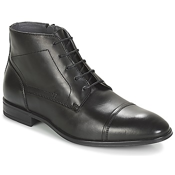 Topánky Muži Polokozačky André AXOR Čierna