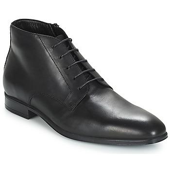 Topánky Muži Polokozačky André RIVERETO Čierna