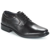 Topánky Muži Derbie André BULLDOG Čierna