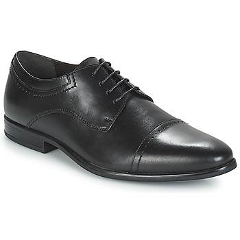 Topánky Muži Derbie André VENISE Čierna