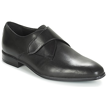 Topánky Muži Derbie André VIRGULE Čierna