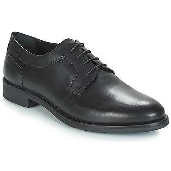 Topánky Muži Derbie André CERNY Čierna