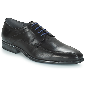 Topánky Muži Derbie André ISLANDE Čierna