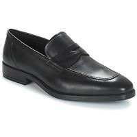 Topánky Muži Mokasíny André MOC Čierna