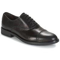 Topánky Muži Richelieu André LUCCA Čierna