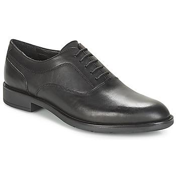 Topánky Muži Richelieu André LORETO Čierna