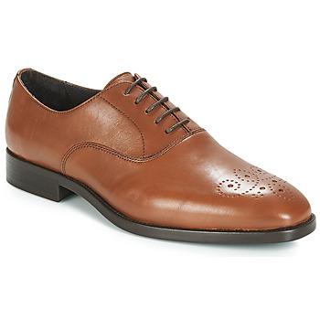 Topánky Muži Richelieu André DIAMOND Hnedá