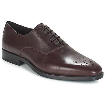 Topánky Muži Richelieu André DIAMOND Bordová
