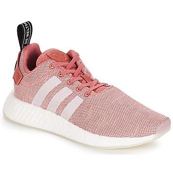 Topánky Ženy Nízke tenisky adidas Originals NMD R2 W Ružová