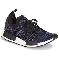 Topánky Ženy Nízke tenisky adidas Originals NMD R1 STLT PK W Čierna