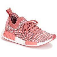 Topánky Ženy Nízke tenisky adidas Originals NMD R1 STLT PK W Ružová