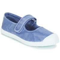 Topánky Dievčatá Balerínky a babies André LA BLEUETTE Modrá