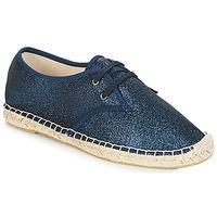 Topánky Ženy Espadrilky André DANCEFLOOR Námornícka modrá