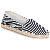 Topánky Ženy Espadrilky André JAMAIQUE Pásikový vzor / Modrá