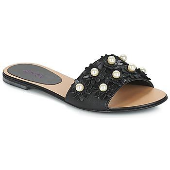 Topánky Ženy Šľapky André LORETTA Čierna