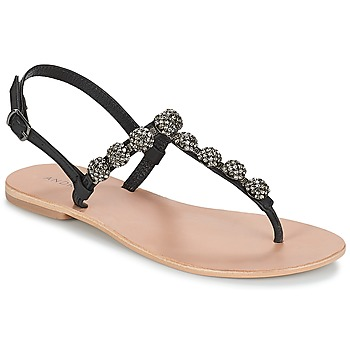 Topánky Ženy Žabky André LAHORI Čierna