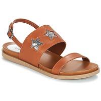 Topánky Ženy Sandále André TAIGA Ťavia hnedá