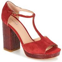 Topánky Ženy Sandále André TORRIDE Červená