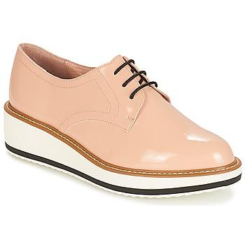 Topánky Ženy Derbie André CHICAGO Béžová
