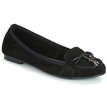 Topánky Ženy Mokasíny André COQUETTE Čierna