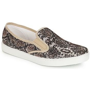 Topánky Ženy Slip-on André SAUVAGE Béžová