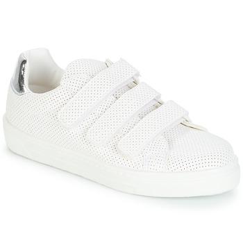 Topánky Ženy Nízke tenisky André CARLINE Biela