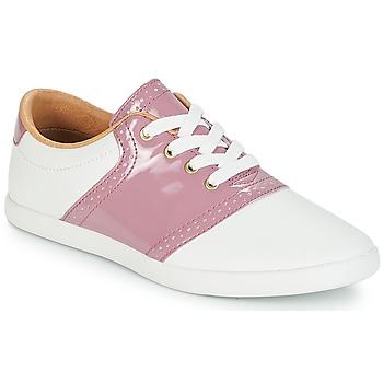 Topánky Ženy Nízke tenisky André LIZZIE Ružová