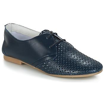 Topánky Ženy Derbie André DELICATESSE Námornícka modrá